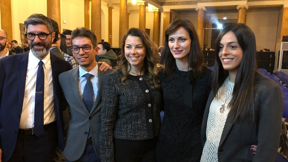 SOMA Participated In The Inauguration Of The LUISS Journalism School Roundtable In Rome