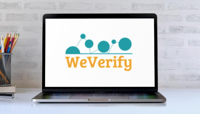 We Verify webinar